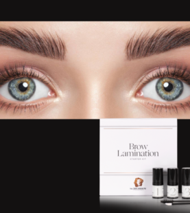 Brow Lamination – Online – With Kit